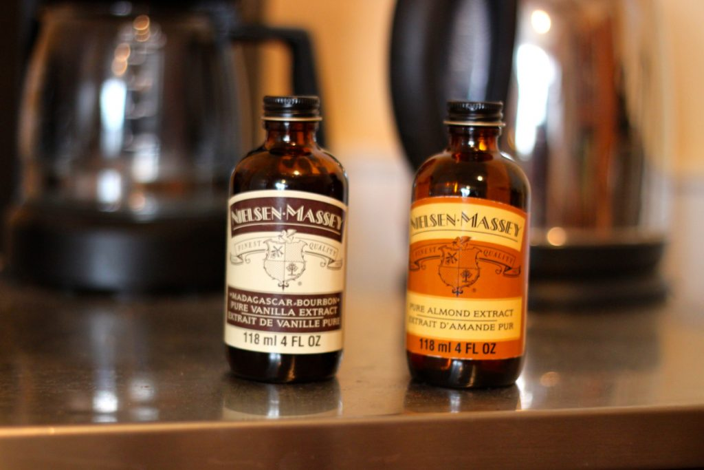 Favorite Things Vanilla Extract Almond Extract