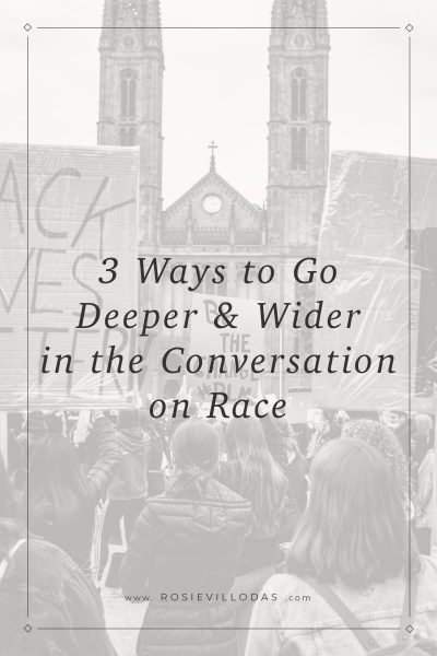 3 Ways to Go Deeper and Wider
